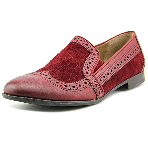 franco-sarto-tibby-donna-us-6-rosso-mocassini-uk-4-eu-36
