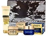 Coffret Cadeau L'OREAL HUILE EXTRAORDINAIRE AGE PERFECT - Crème-Huile Extraordinaire, ...