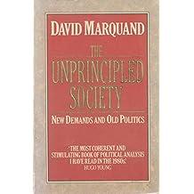 The Unprincipled Society