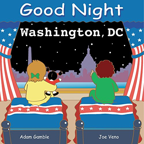 Good Night Washington, DC (Good Night Our World) (English Edition)
