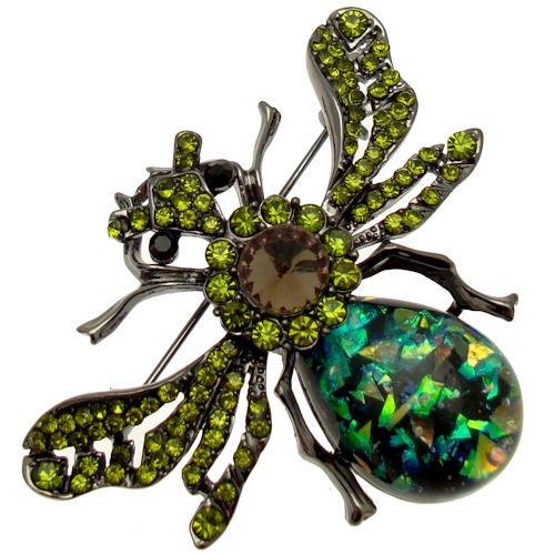 acosta-broches-verde-de-cristal-y-de-piedra-de-la-vendimia-de-la-broche-de-diseno-insecto-volador-en
