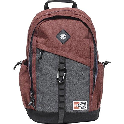 Element Cypress Rucksack, Schulrucksack & Alltagsrucksack mit gepolstertem Rücken