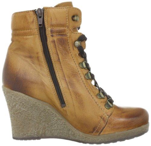 Buffalo London ES 11073 GARDA 138312 Damen Fashion Halbstiefel & Stiefeletten Beige (Camel)