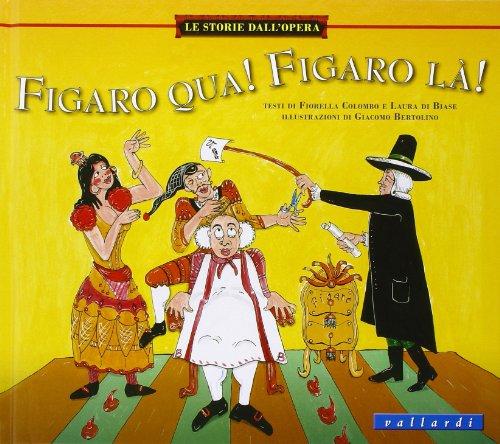 Figaro qua, Figaro là