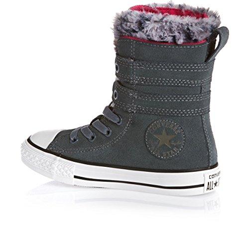 ConverseChuck Taylor All Star Junior Animal Fur Hi - Sneaker Bambina (Gris (Admiral))