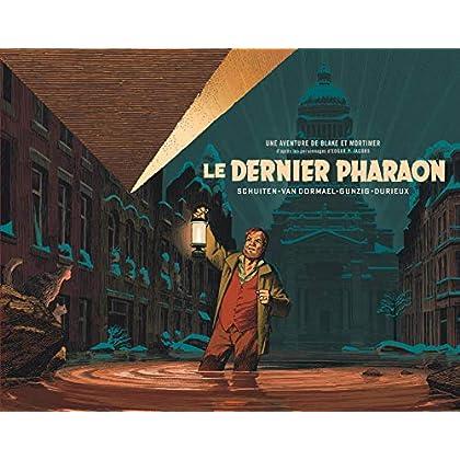 Hors-série Blake et Mortimer - tome 11 - Dernier Pharaon (Le) - version demi-format
