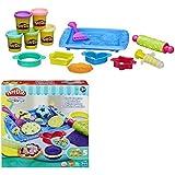 Play-Doh - Fábrica de galletas, multicolor (Hasbro B0307EU8)