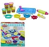 Hasbro Play-Doh B0307EU8 - Plätzchen Party, Knete -