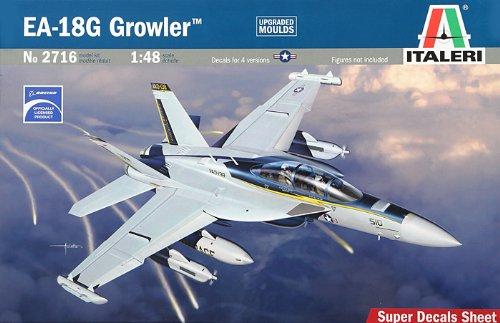 Imagen principal de Italeri - Juguete de aeromodelismo escala 1:48 (02716)
