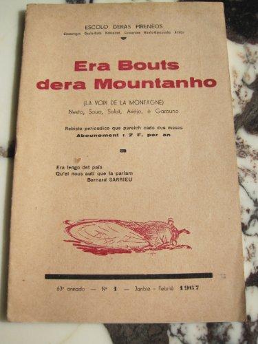 La voix de la montagne. revue bilingue de escolo deras pireneos. 63e annado n°2-3.