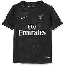 Nike PSG Y Nk BRT Stad JSY SS 3R Camiseta 3ª Equipación Paris Saint Germain 17