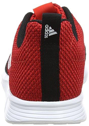 adidas Ace 17.4 Tr J, Scarpe da Calcio Unisex – Bambini Rosso (Core Black/footwear White/core Black)
