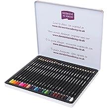 Derwent Academy Colouring Pencils Tin - Set of 24
