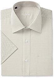 Raymond Mens Formal Shirt (8907254738388_RMSY05664-F4_Medium Fawn_39)