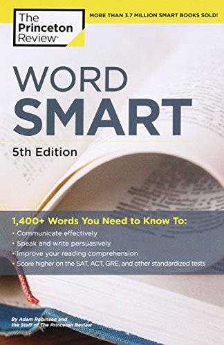 Word Smart (Word Smart (Building An Educated Vocabulary))