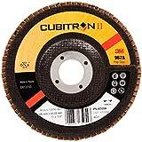 3M Cubitron II Disco de láminas 967A, 125mm, 40, Cónico, 1/Caja