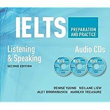 IELTS Preparation & Practice Speaking&listening Audio CD