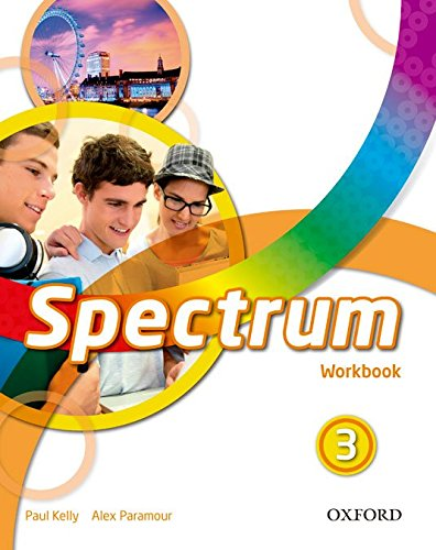 Spectrum 3. Workbook
