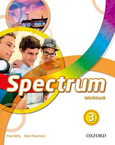 Spectrum 3. Workbook (Perspectives)