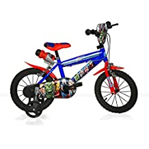 "Avengers 82DI062 - Bicicleta 16"" para niño"