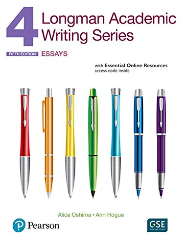 Longman Academic Writing Series 4 SB with Online Resources: Essays, with Essential Online Resources (Essential Longman English)