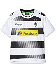 Kappa Borussia Mönchengladbach Heim Kinder Trikot