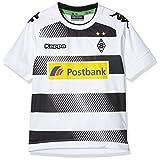 Kappa Kinder Borussia Mönchengladbach Heim Trikot, 001 White, 140