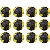 Labrador (Black) #edible cake toppers (12 of 38mm 1.5inch) #158