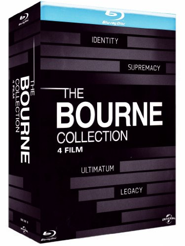 Bild von The Bourne collection [Blu-ray] [IT Import]