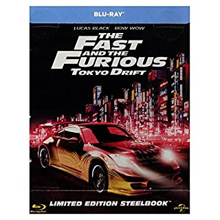 The Fast and the Furious: Tokyo Drift [Blu-Ray] [Region B] (IMPORT) (Keine deutsche Version)