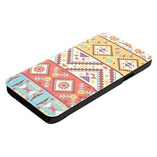 Tellur TLL111721 Folio-Schutzülle für Huawei P8 Lite mosaik