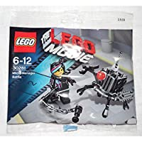 LEGO The Movie Micro Manager Battle Polybag Set 30281 (Bagged)