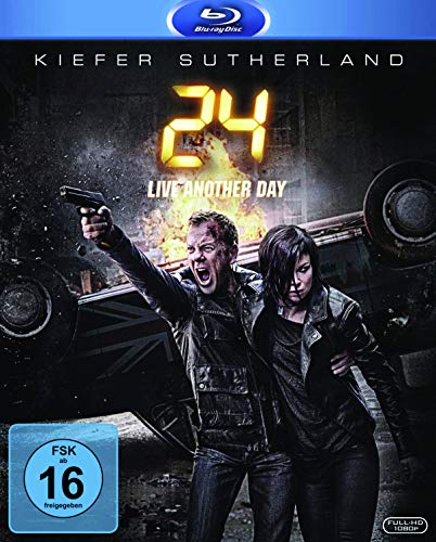 24: Live Another Day - Season 9 [Blu-ray]