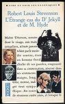 L'étrange cas du Dr Jekyll et de M. Hyde : Texte intégral + Dossier historique et littéraire + Cahier iconographique en couleurs - Préface et commentaires de Maurice Mourier par Stevenson
