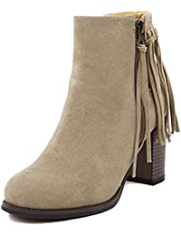 Martin Boots Botines Botas Zapatos MD100803 Mantenga Calientes Antideslizante Impermeable Moda Mujer,GJDE