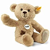 Steiff Theo Teddy Bear ,Beige, 11.8 by Steiff