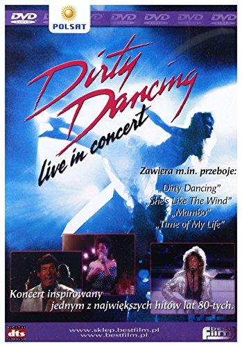Dirty Dancing Concert Tour [Region 2] Contour Video
