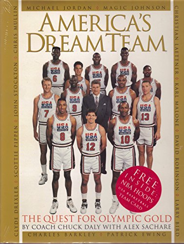 America's Dream Team: The 1992 USA Basketball Team by Chuck Daly (1-Oct-1992) Hardcover