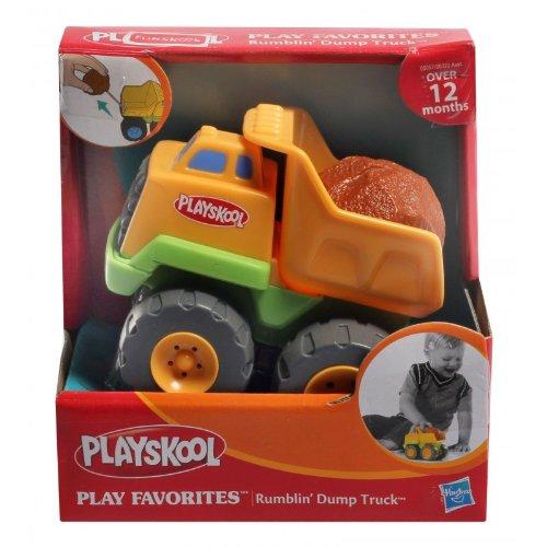 Funskool Playskool Rumblin' Tow Truck
