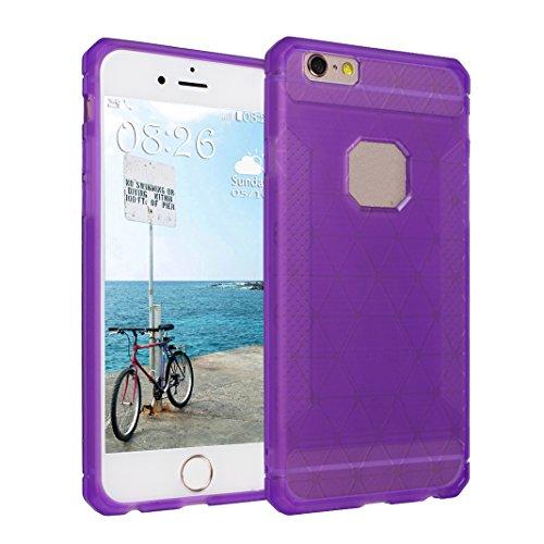 iPhone 6S Hülle, Asnlove Ultra Slim TPU Silikon Backcover Case Taschen Handy Schutzhülle Rutschfest für iPhone 6 / iPhone 6S 4.7 Zoll - Marine Style-7