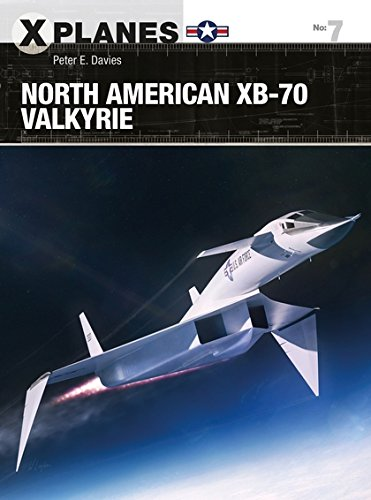 North American XB-70 Valkyrie (X-Planes)