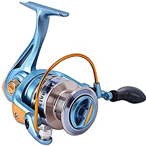 Sougayilang 11 1bb spinning freshwater saltwater tackle for Amazon fishing reels