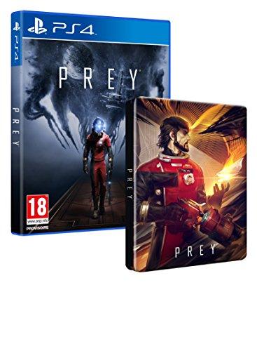 Jeu Prey Avec Steelbook PS4