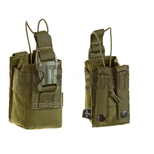 Invader Gear Radio Pouch Molle Compatible 2 Way