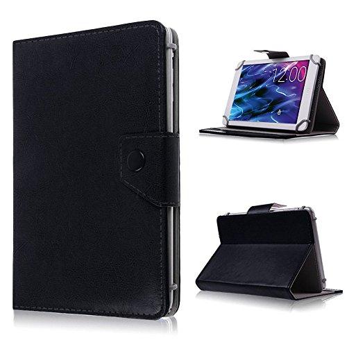UC-Express Tablet Tasche für Medion Lifetab P8514 P8314 P8312 P8311 S8312 S8311 Hülle Case, Farben:Schwarz