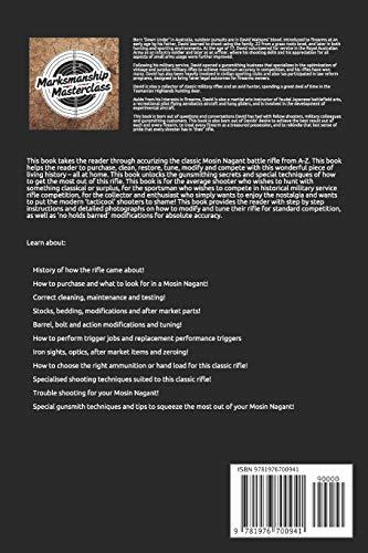 The Mosin Nagant Performance Tuning Handbook: Gunsmithing tips for modifying your Mosin Nagant rifle