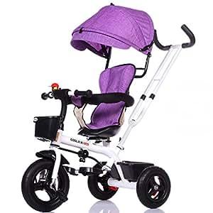 multifonctionnel 4 en 1 enfant v lo tricycle v lo v lo fille fille pour 6 mois 6 ans b b trois. Black Bedroom Furniture Sets. Home Design Ideas