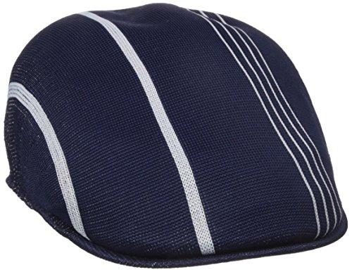 Kangol Herren Schiebermützen Multi Stripe 507 Blau