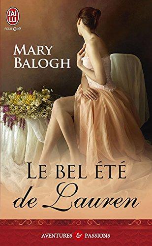 Le bel été de Lauren (J'ai lu Aventures & Passions t. 10169) par Mary Balogh
