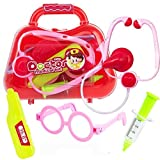 #8: Toyshine Mini Doctor Set Play Toy with Case, 6 Inches, Assorted Color